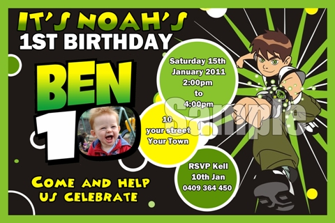 Online Invitation For Birthday Party is beautiful invitation template