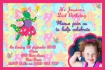 Dorothy the Dinosaur birthday party invite