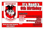 St George Dragons NRL invitation