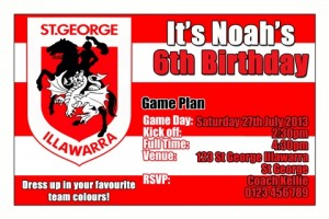 St George Dragons 1