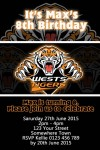 West Tigers NRL invitation
