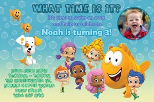 Bubble Guppies 4