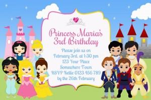 Princess and Princes 1