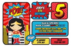 Super Hero Girl 4