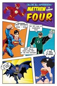 Superheroes 12