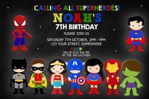 Superheroes 10
