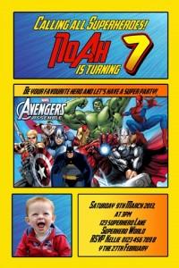 super heroes 3