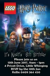 Harry Potter Lego 2