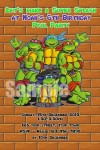 Teenage mutant Ninja Turtles invite