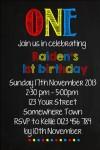 chalkboard invite