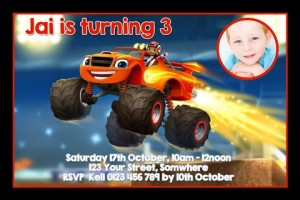 Blaze and the Monster Machines 4