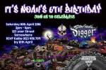 Monster Jam personalised invitations