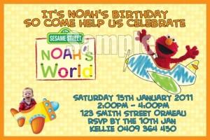 Elmo's World 1