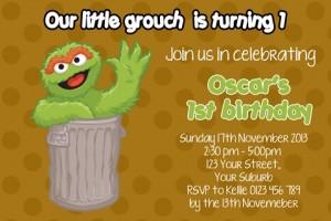 Oscar the Grouch 1