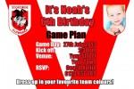 St George Dragons invite