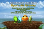 dinosaur train invitations