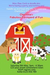 Farm Animals 11