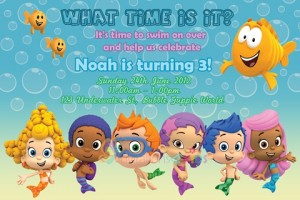 Bubble Guppies 1