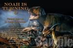 Dinosaur invite