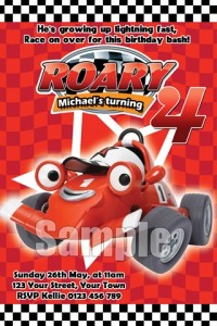 Roary the racing car 1