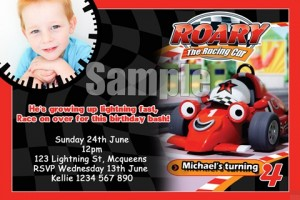 Roary the racing car 3
