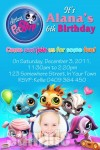 Littlest Pet Shop invitation