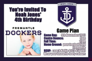 Fremantle Dockers 3