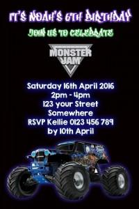 Monster Jam 3