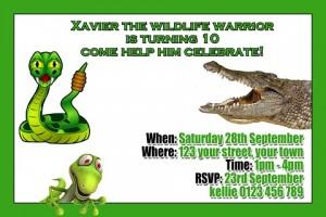 Reptile 2 no photo