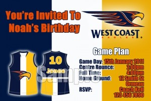 West Coast Eagles 1
