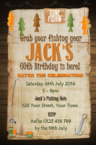 Fishing Invite